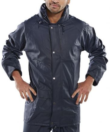 Super B-Dri PU-Coated Waterproof Jacket SBDJ